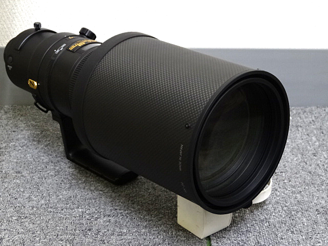 NIKON AF-S NIKKOR 500mm f_4G ED VR 買取505,000円