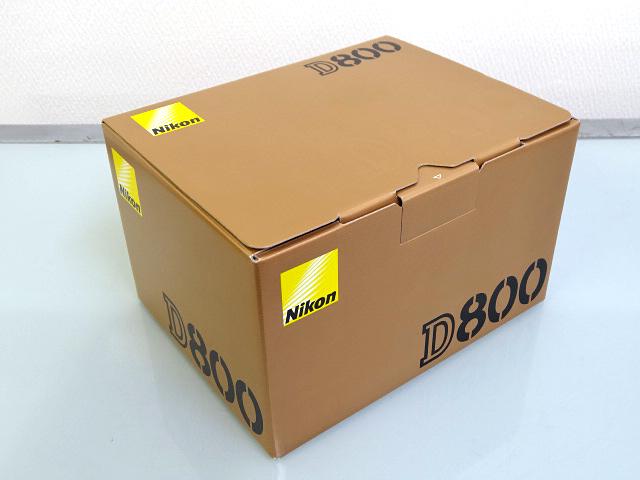 Nikon D800新品