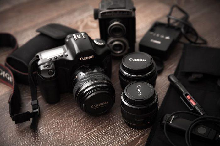 カメラにはどんな種類がある?代表的な4種類+フィルムカメラについて紹介します!