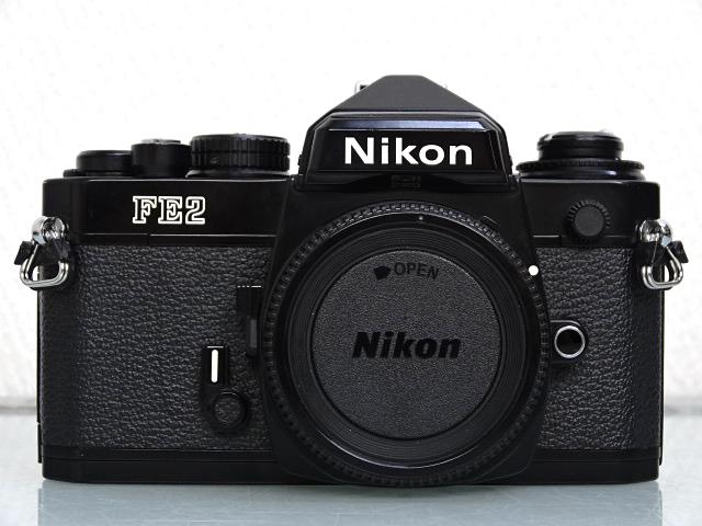 Nikon FE2 難あり